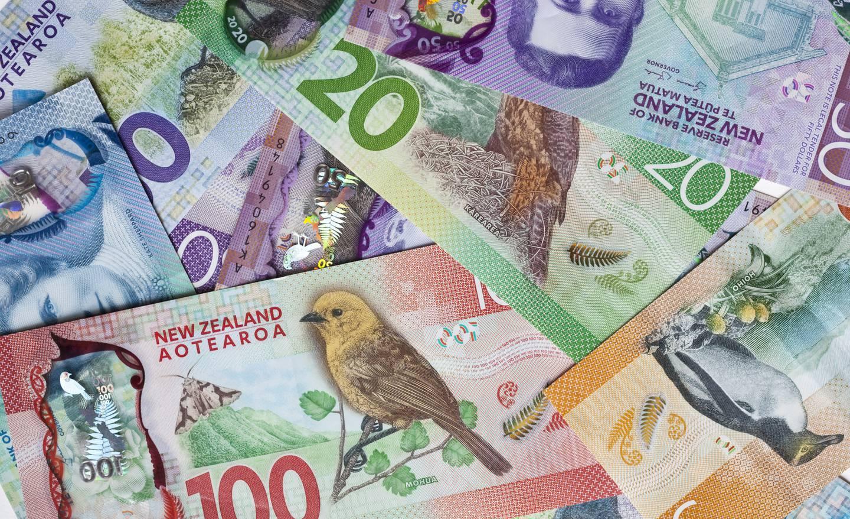 New Zealand money.