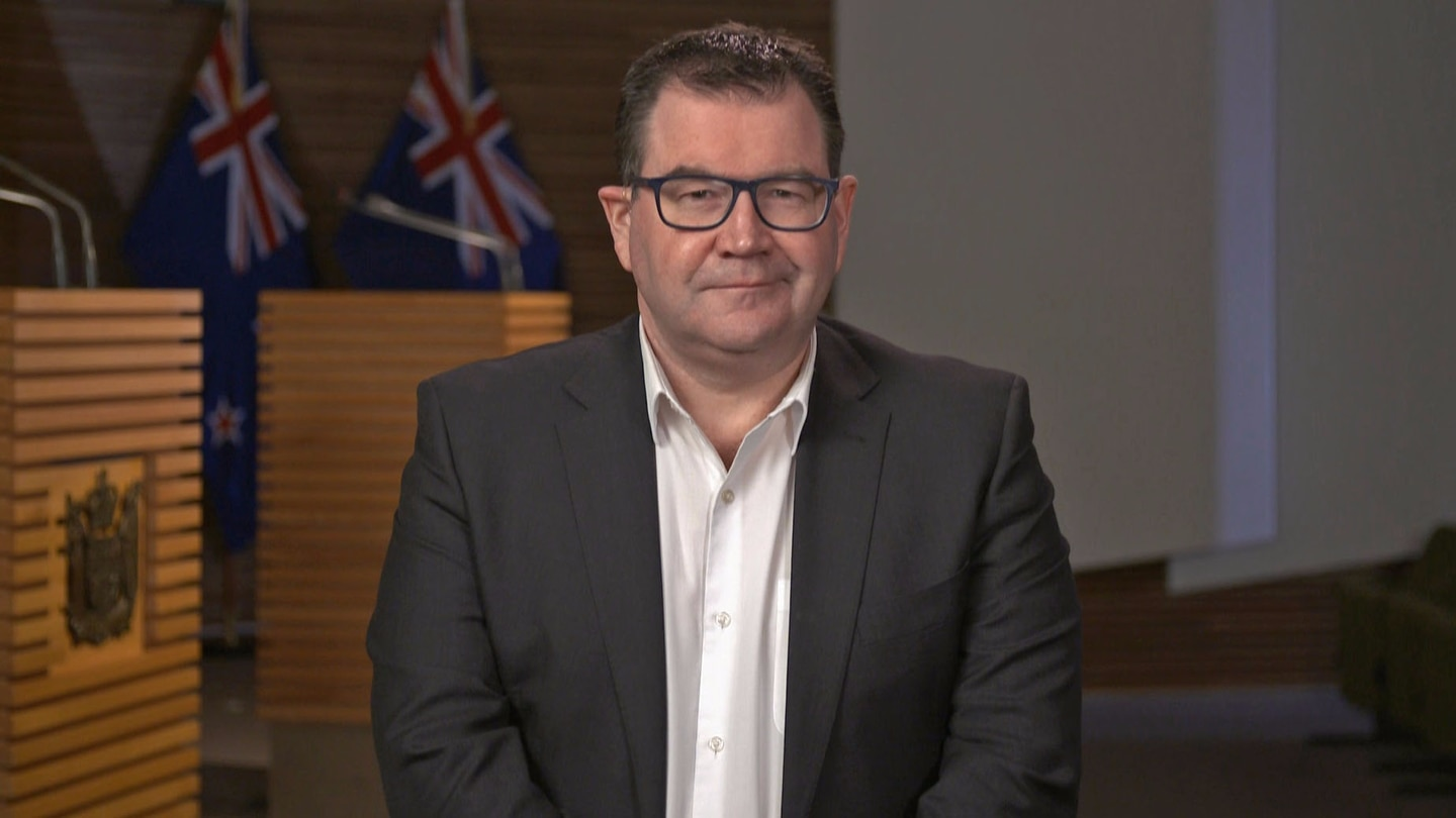 Deputy Prime Minister Grant Robertson says the Government is happy with the voluntary uptake of the jab.