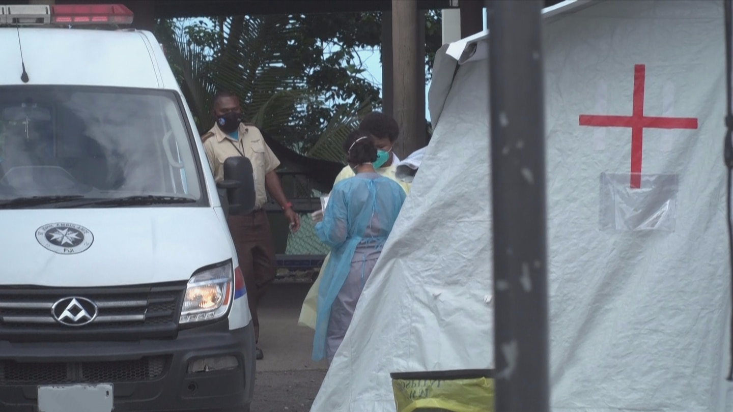 Nearly 500 Fijians have died in the pacific nation's Delta outbreak, at least 10 in the last few days.