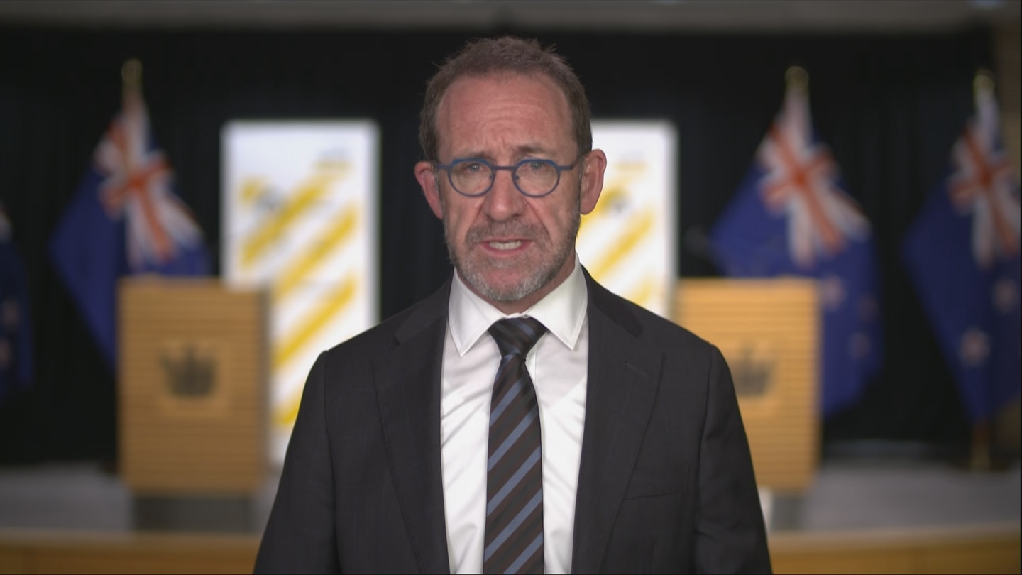 Andrew Little says every correct action was taken in the lead up to the man testing positive.