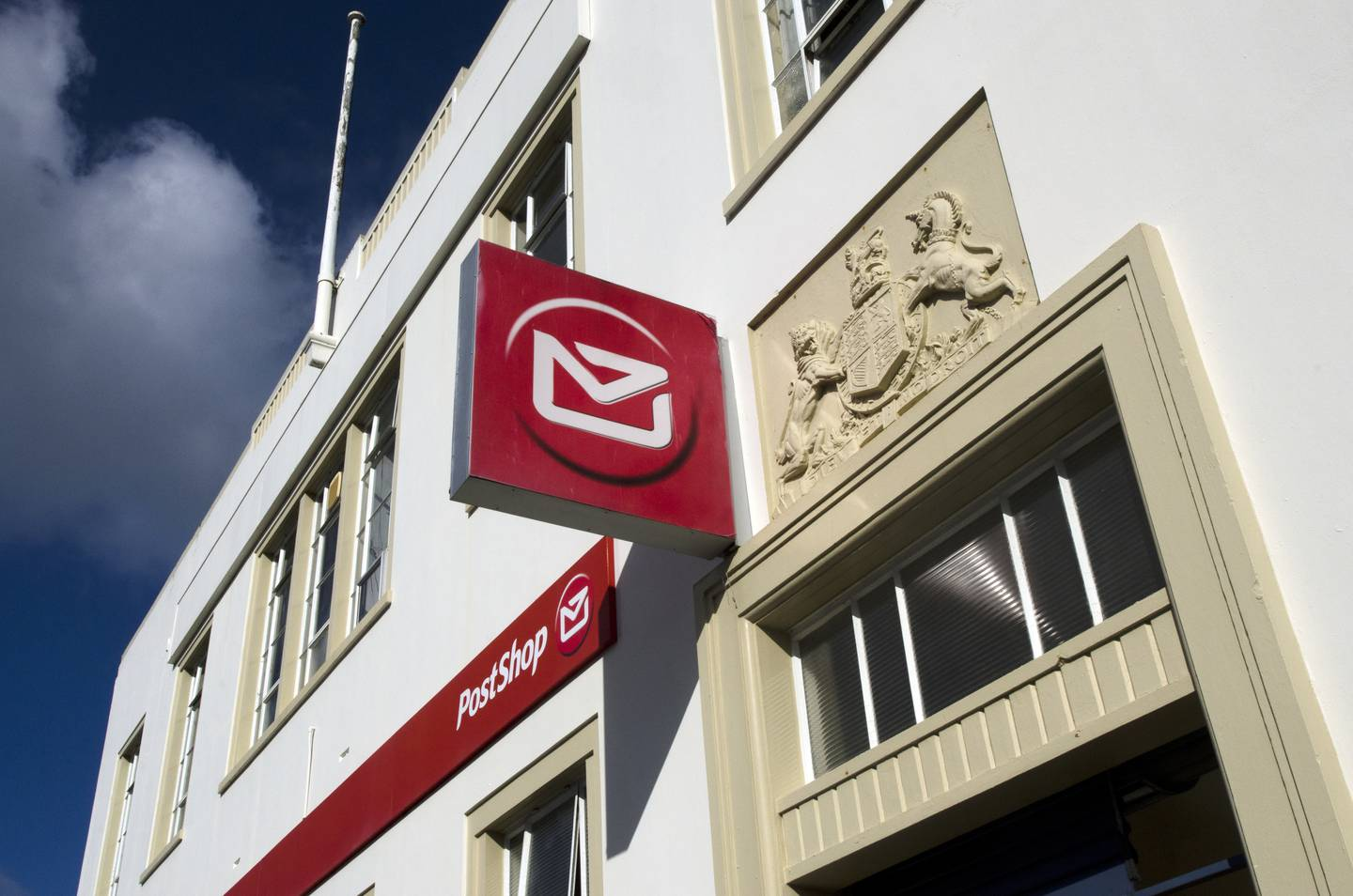 New Zealand Post (file picture).