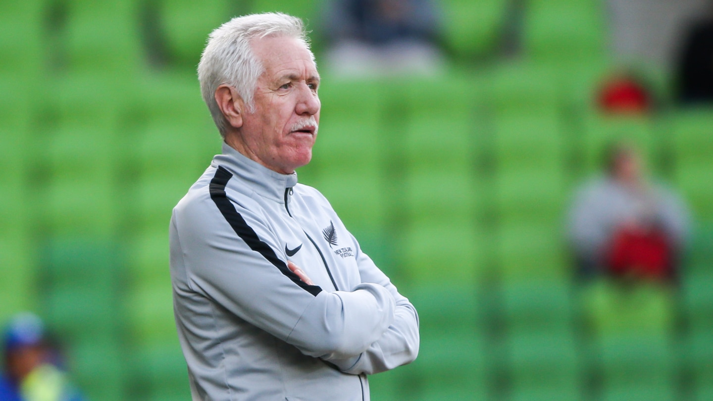 Tom Sermanni wasn't buying in to talk of his team getting a free pass to the World Cup.