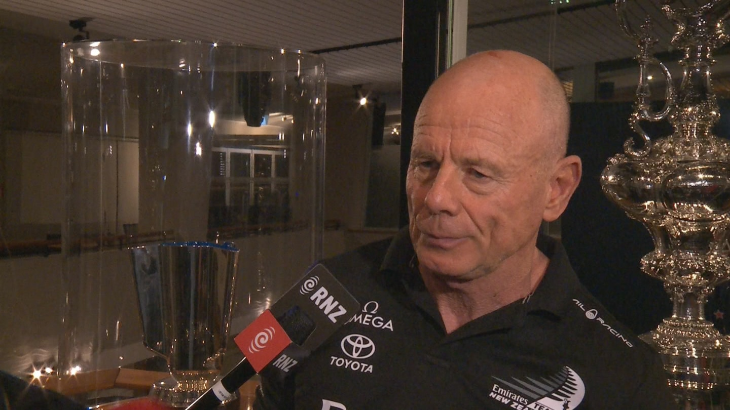 """The Team NZ boss's comments came with less than 48 hours until the Government's exclusive negotiation period expires, with Dalton saying the two parties were """"a distance apart""""."""