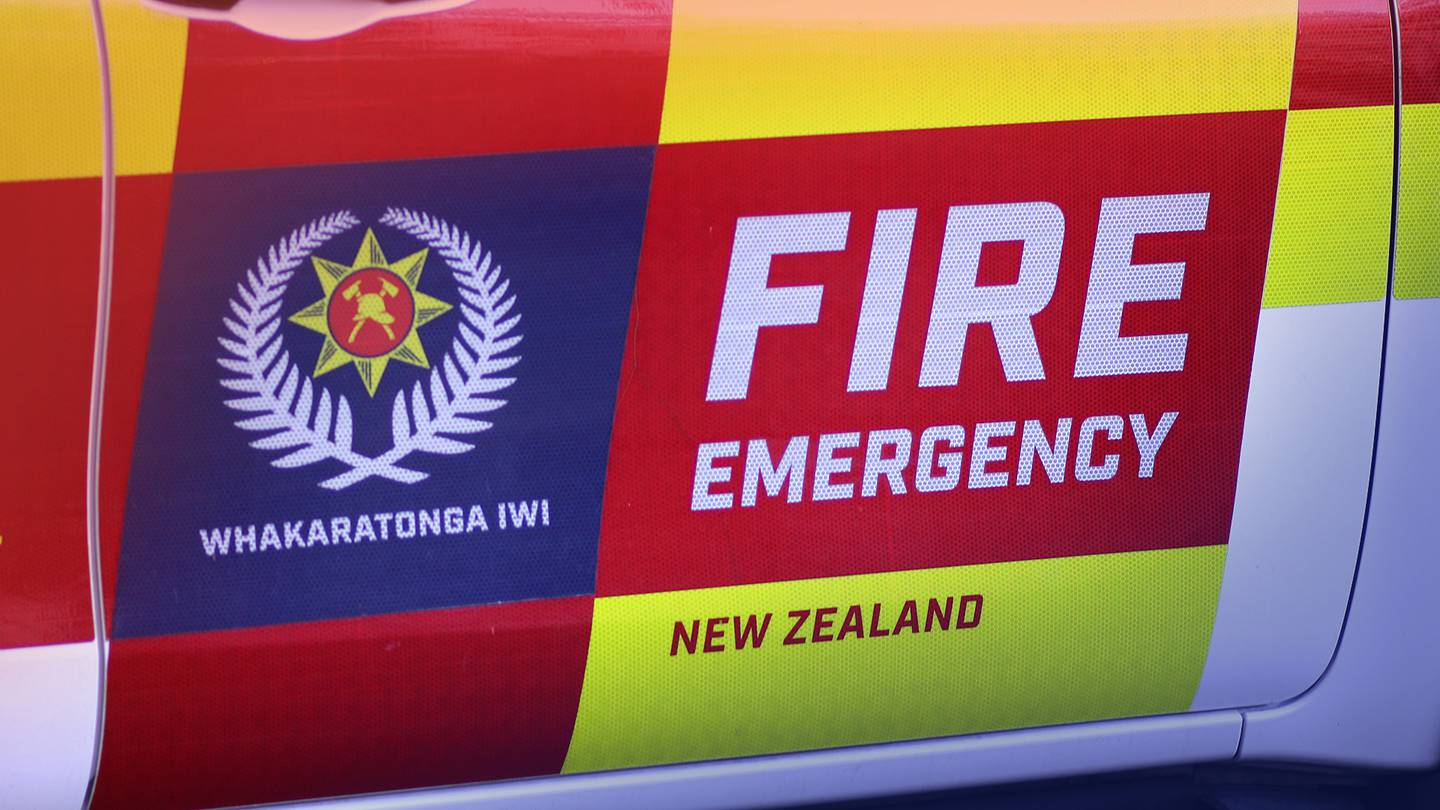 A file image of a Fire and Emergency New Zealand vehicle.