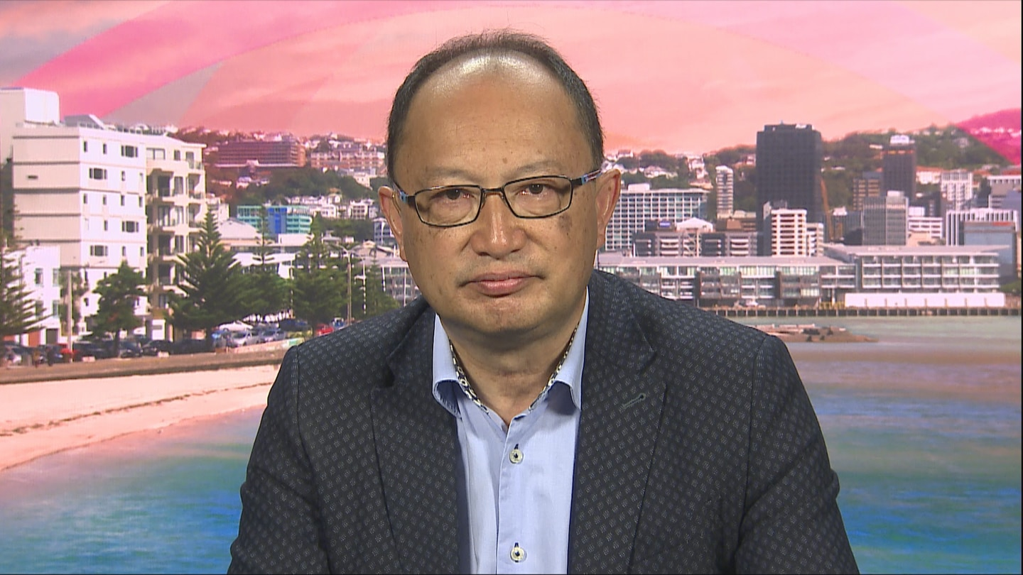 Race Relations Commissioner Meng Foon